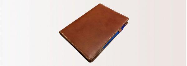 Lav selv omslag til notesbog