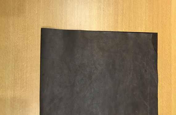 Step 1 - Lav læderforklæde