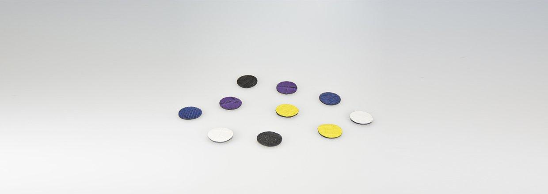 Læder magneter