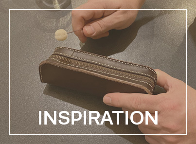 Inspiration til læderarbejde