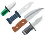 Fremstilling af knive
