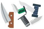 Materialer til knivproduktion