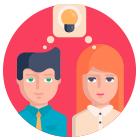Kreative samlesæt for både mænd og kvinder