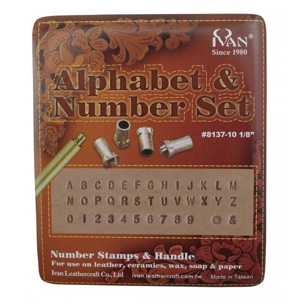 Alfabet og Talsæt 8137-10