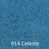 914 Lys Blå ,pr. stk.