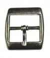 15 mm.,Sat. nikkel,spænde,pr. stk.
