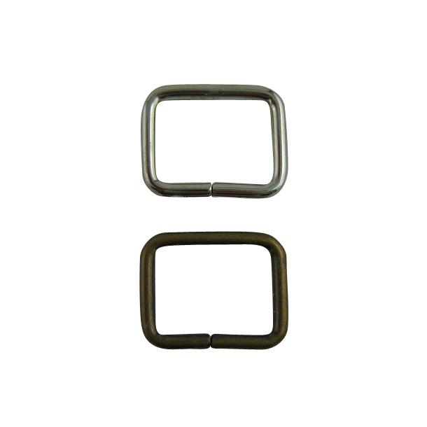 Ring firkantet åben 14x10