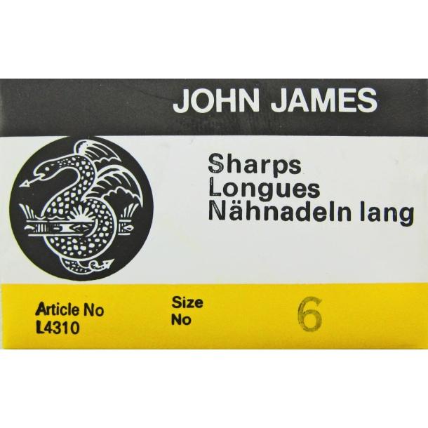 Synåle nr.167 sharp
