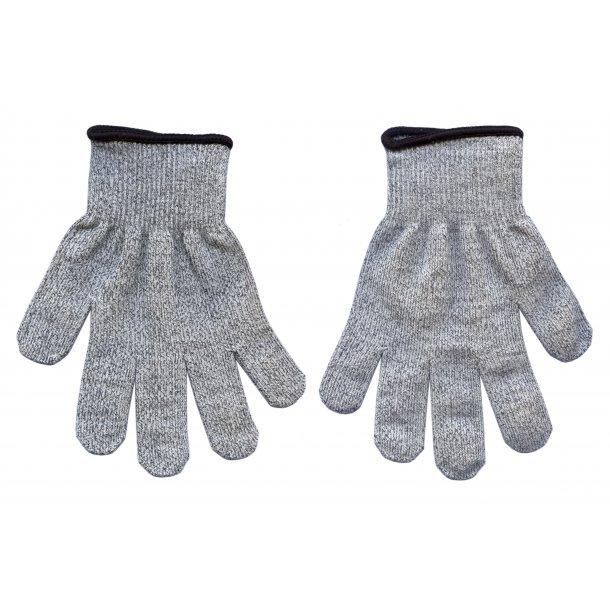 Snit og varmebeskyttende handsker