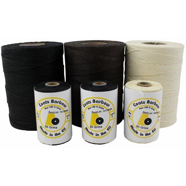 Waxed Linen Thread 4 cord