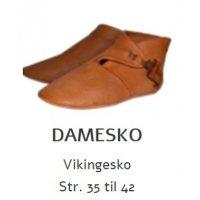 Historiske sko