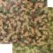 Moccasinspalt camouflage