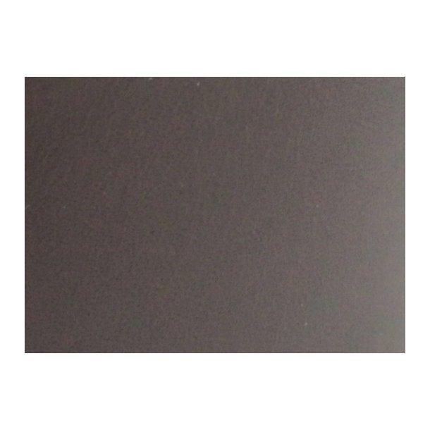 Forpart farvet 1,4-1,6 mm.