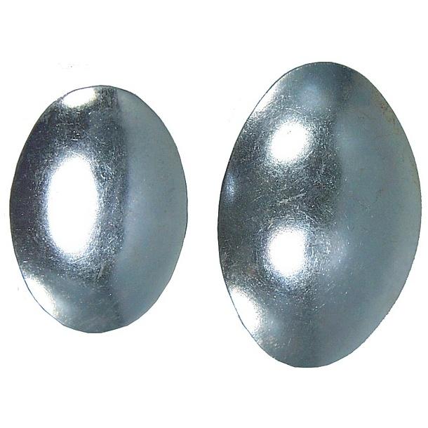 Blindspænde oval
