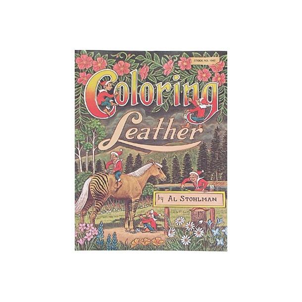 Bog 5 Coloring Leather