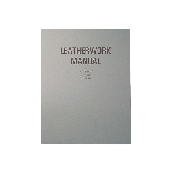 Bog 26 Leatherwork manual
