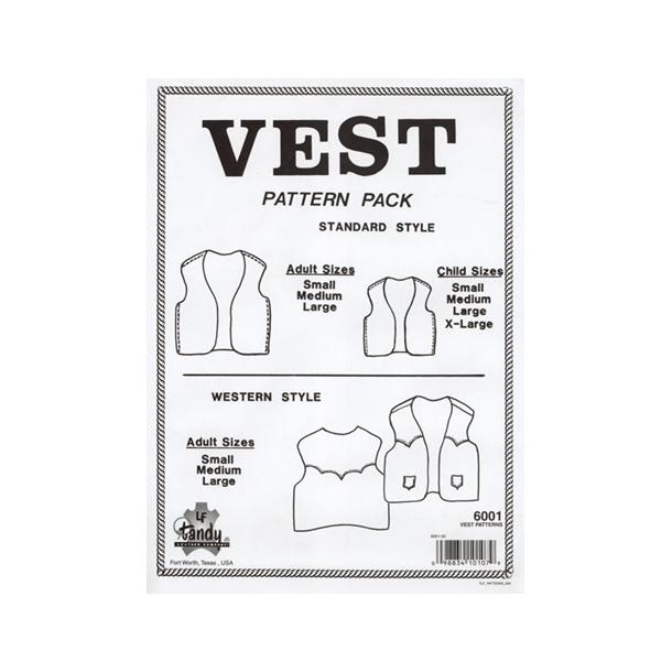 Bog 59 Vest pattern