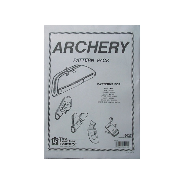 Bog 116 Archery pattern pack