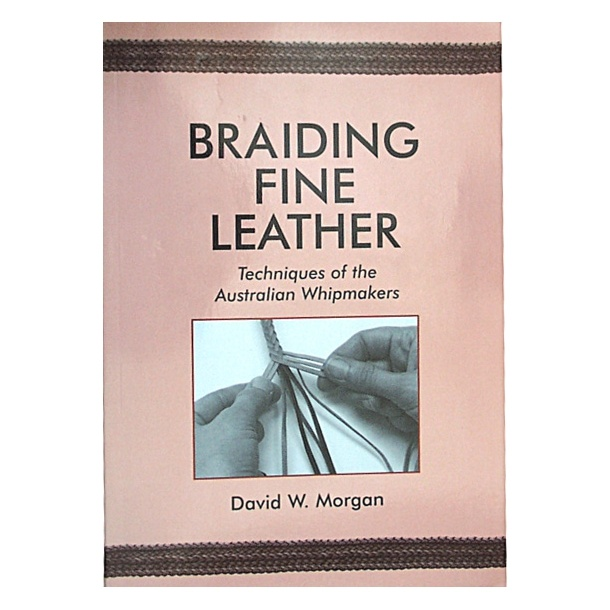 Bog 132 Braiding fine leather