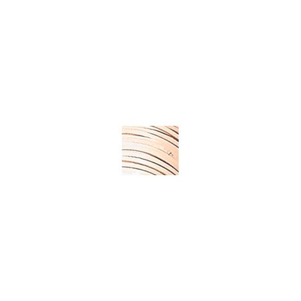 Skindsnøre flad 2,5x1 mm.