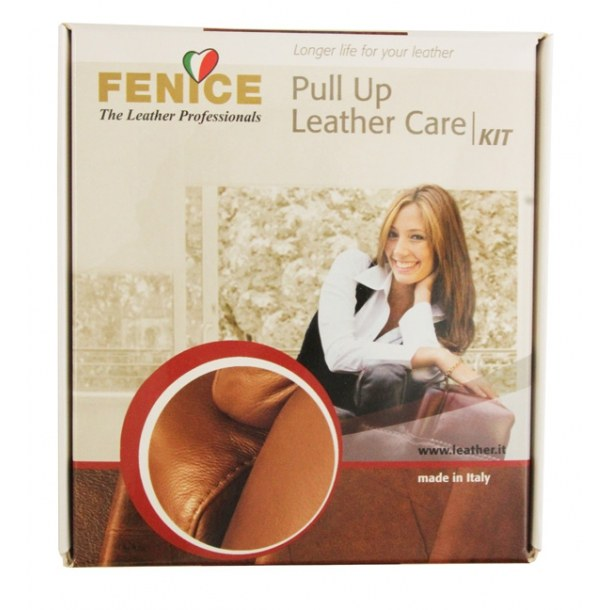 Pull Up Leather Care Kit