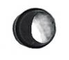 oval 6x4 mm.,pr. stk.
