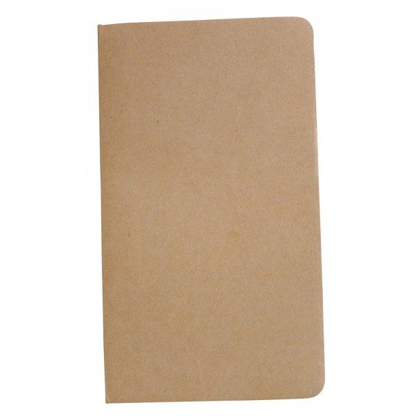 Notesbog med linier tilbud