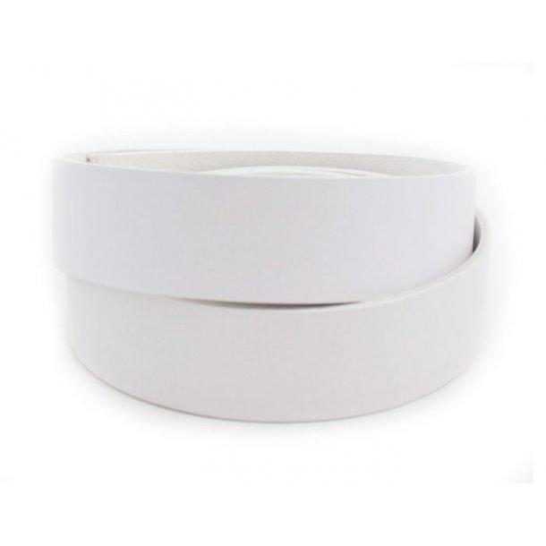 Remme 2,6-2,8 mm. hvid